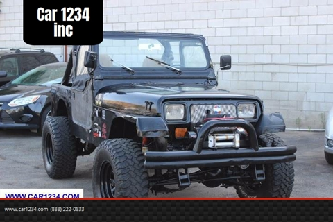 1991 Jeep Wrangler for sale in El Cajon, CA