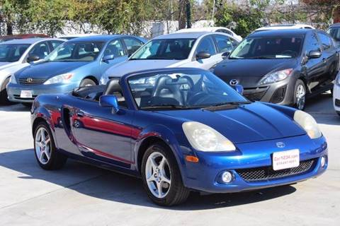 2003 Toyota MR2 Spyder for sale in El Cajon, CA
