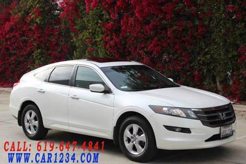 2011 Honda Accord Crosstour for sale in El Cajon, CA