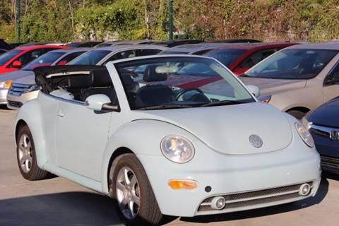 2005 Volkswagen New Beetle for sale in El Cajon, CA