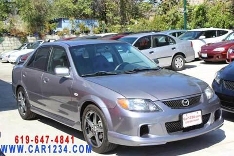 2003 Mazda MAZDASPEED Protege for sale in El Cajon, CA
