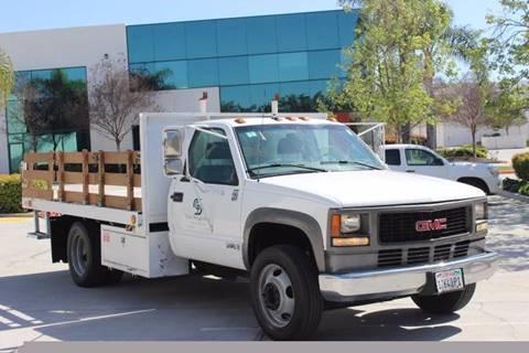 2001 GMC Sierra 3500 for sale in El Cajon, CA