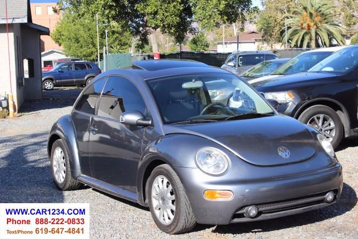 2005 Volkswagen New Beetle In El Cajon Ca Car 1234 Inc