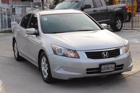 2008 Honda Accord for sale in El Cajon, CA