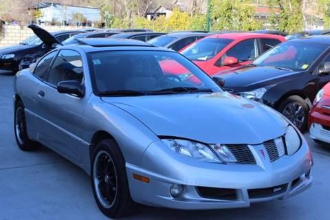 2005 Pontiac Sunfire for sale in El Cajon, CA