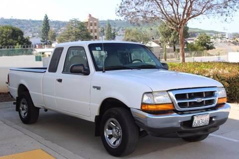 2000 Ford Ranger for sale in El Cajon, CA