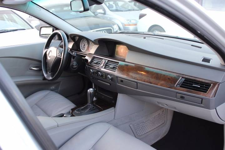2007 bmw 5 series 530i 4dr sedan in el cajon ca - car 1234 inc