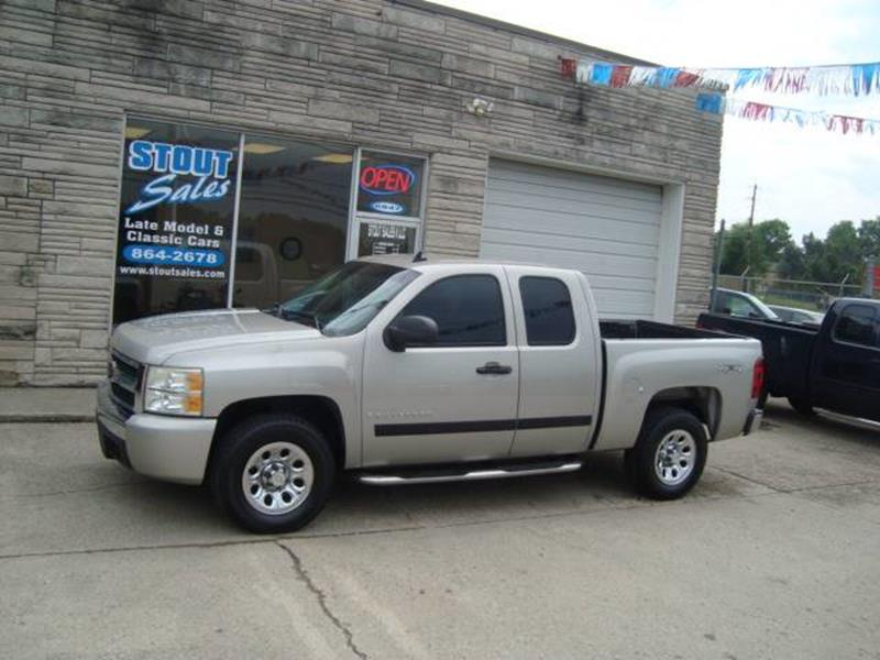 2007 Chevrolet Silverado 1500 Lt1 4dr Extended Cab 4wd 5 8 Ft Sb In