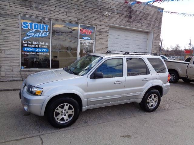 2005 ford escape 4x4 or awd