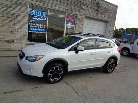 2013 Subaru XV Crosstrek for sale in Enon, OH
