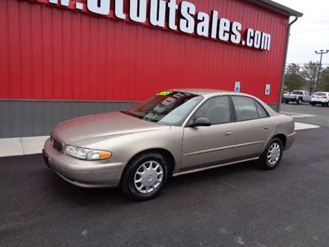 2003 Buick Century for sale at Stout Sales in Fairborn OH