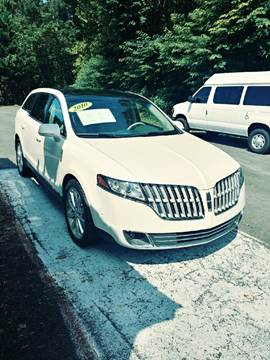 2010 Lincoln MKT for sale in Heathsville, VA