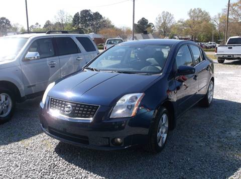 2008 Nissan Sentra for sale at Jackson Automotive in Smithfield NC