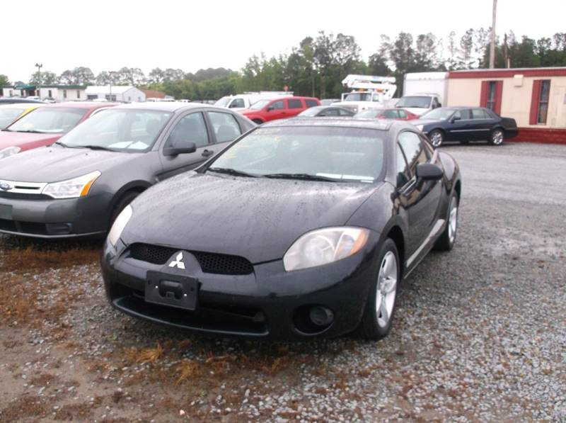 2007 Mitsubishi Eclipse Gs 2dr Hatchback 24l I4 4a In Smithfield
