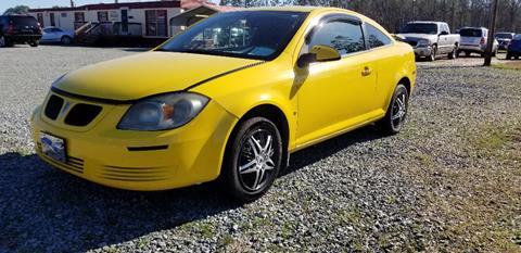 2009 Pontiac G5 for sale in Smithfield, NC