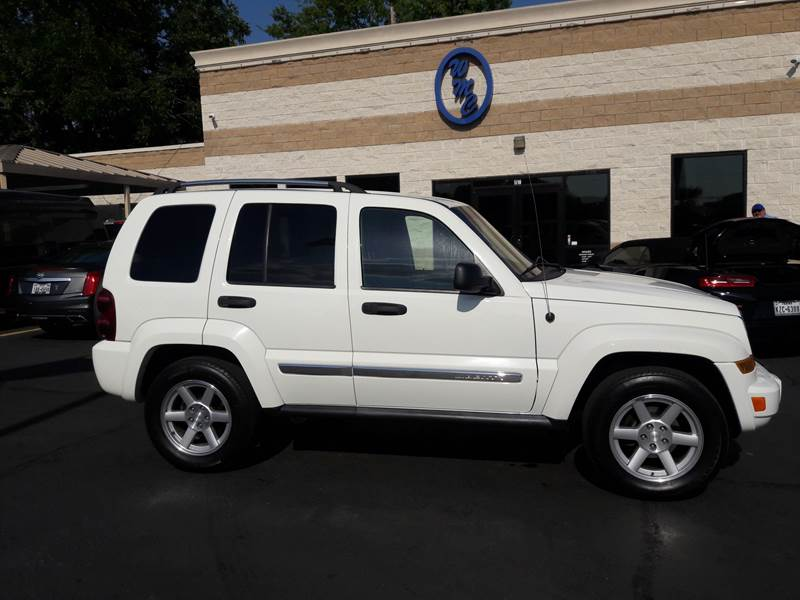 2007 Jeep Liberty Limited 4dr SUV 4WD   Haltom City TX