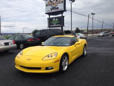2006 Chevrolet Corvette for sale at A & D Auto Group LLC in Carlisle PA