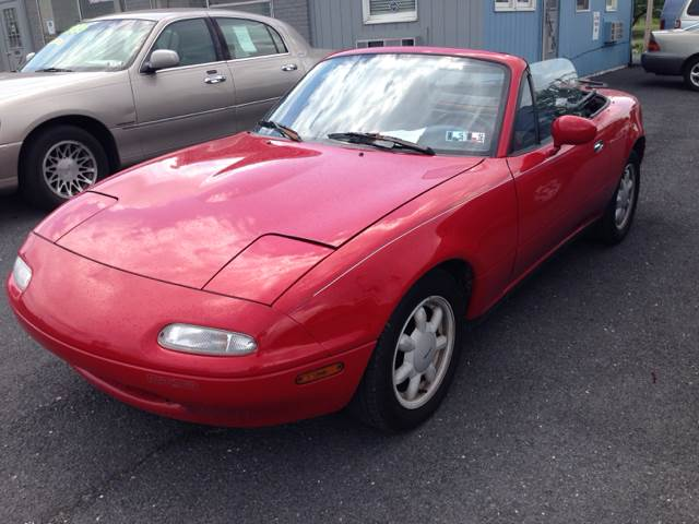 1990 Mazda MX-5 Miata for sale at A & D Auto Group LLC in Carlisle PA