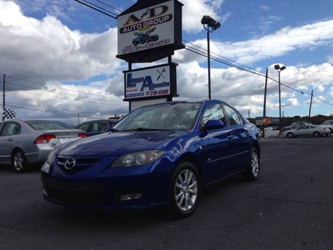2007 Mazda MAZDA3 for sale at A & D Auto Group LLC in Carlisle PA