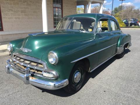 1952 Chevrolet Master Deluxe for sale at A & D Auto Group LLC in Carlisle PA