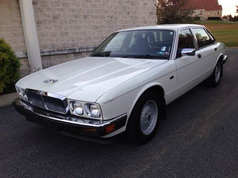 1989 Jaguar XJ-Series for sale at A & D Auto Group LLC in Carlisle PA