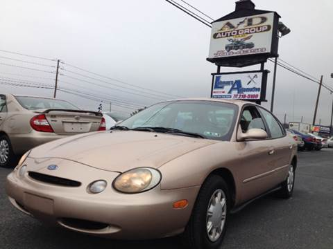 1997 Ford Taurus for sale at A & D Auto Group LLC in Carlisle PA