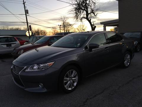 2014 Lexus ES 350 for sale at A & D Auto Group LLC in Carlisle PA