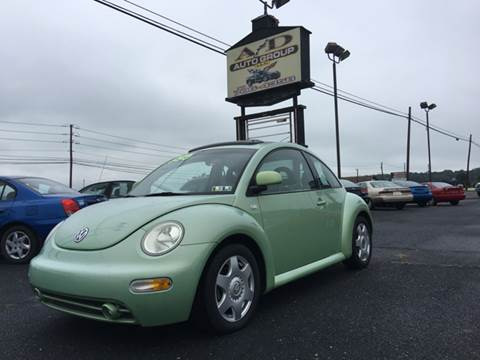 2000 Volkswagen New Beetle for sale in Carlisle, PA
