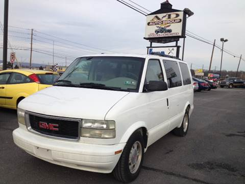 2003 GMC Safari for sale at A & D Auto Group LLC in Carlisle PA