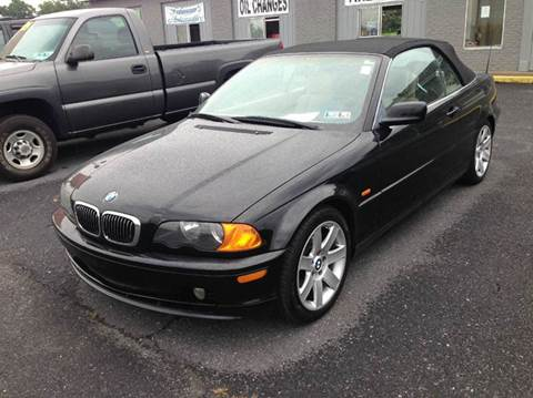 2000 BMW 3 Series for sale at A & D Auto Group LLC in Carlisle PA