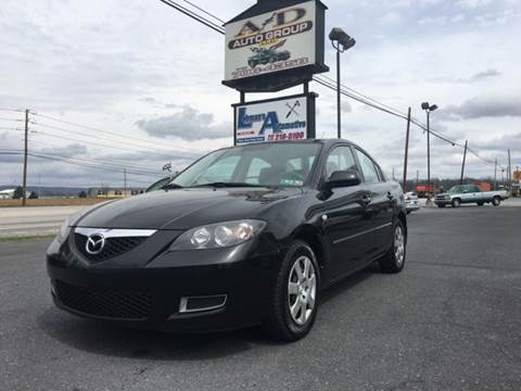 2009 Mazda MAZDA3 for sale at A & D Auto Group LLC in Carlisle PA