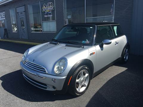 2005 MINI Cooper for sale at A & D Auto Group LLC in Carlisle PA