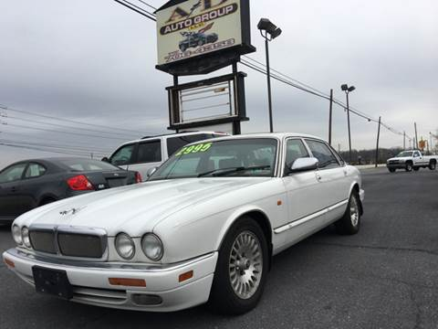 1996 Jaguar XJ-Series for sale at A & D Auto Group LLC in Carlisle PA