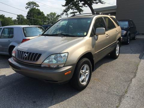 2002 Lexus RX 300 for sale at A & D Auto Group LLC in Carlisle PA