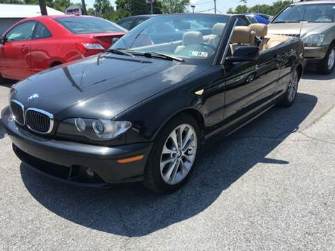 2005 BMW 3 Series for sale at A & D Auto Group LLC in Carlisle PA