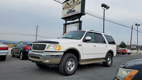 2001 Ford Expedition for sale at A & D Auto Group LLC in Carlisle PA