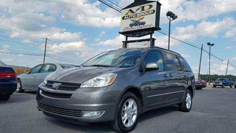 2004 Toyota Sienna for sale at A & D Auto Group LLC in Carlisle PA