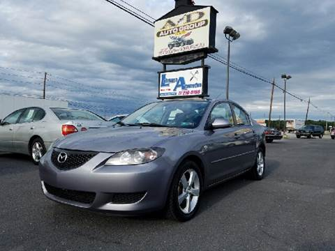 2006 Mazda MAZDA3 for sale at A & D Auto Group LLC in Carlisle PA