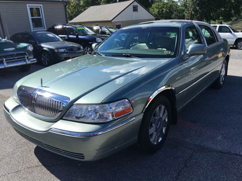 2005 Lincoln Town Car for sale at A & D Auto Group LLC in Carlisle PA