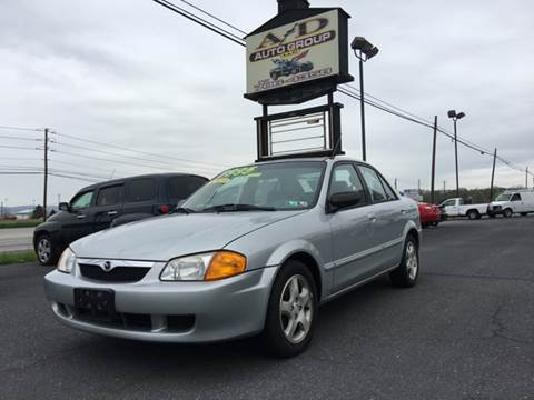 2000 Mazda Protege for sale at A & D Auto Group LLC in Carlisle PA