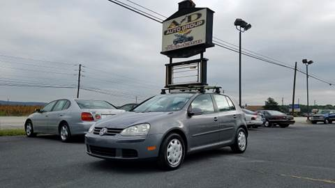 2007 Volkswagen Rabbit for sale at A & D Auto Group LLC in Carlisle PA
