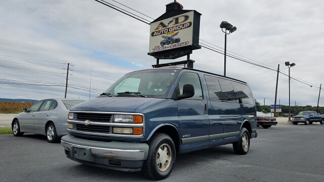 1999 Chevrolet Express Passenger for sale at A & D Auto Group LLC in Carlisle PA