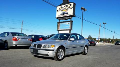 2002 BMW 3 Series for sale at A & D Auto Group LLC in Carlisle PA