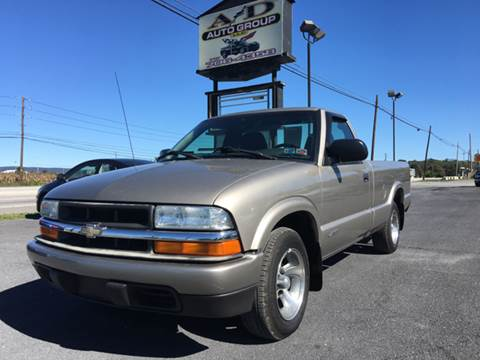 2003 Chevrolet S-10 for sale at A & D Auto Group LLC in Carlisle PA