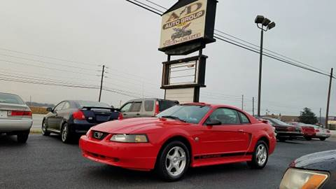 2004 Ford Mustang for sale at A & D Auto Group LLC in Carlisle PA