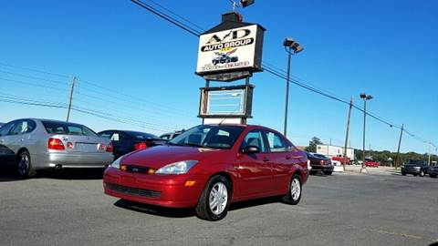 2002 Ford Focus for sale at A & D Auto Group LLC in Carlisle PA