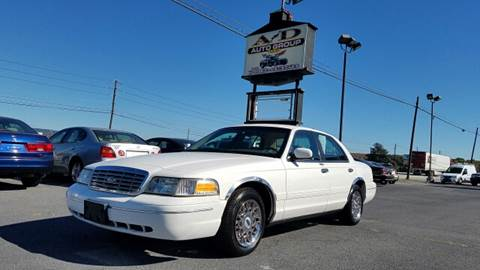 2002 Ford Crown Victoria for sale at A & D Auto Group LLC in Carlisle PA