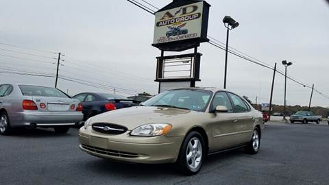 2000 Ford Taurus for sale at A & D Auto Group LLC in Carlisle PA