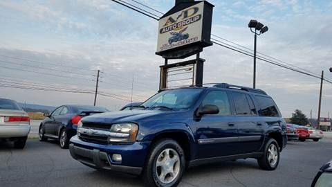 2004 Chevrolet TrailBlazer EXT for sale at A & D Auto Group LLC in Carlisle PA