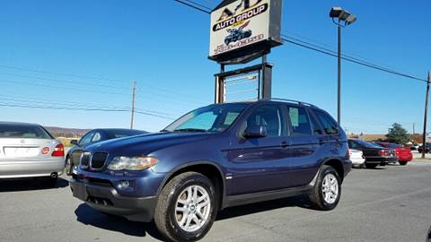 2004 BMW X5 for sale at A & D Auto Group LLC in Carlisle PA
